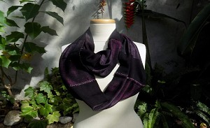 Infinity Scarf with Crystals (Available in Multiple Colors)